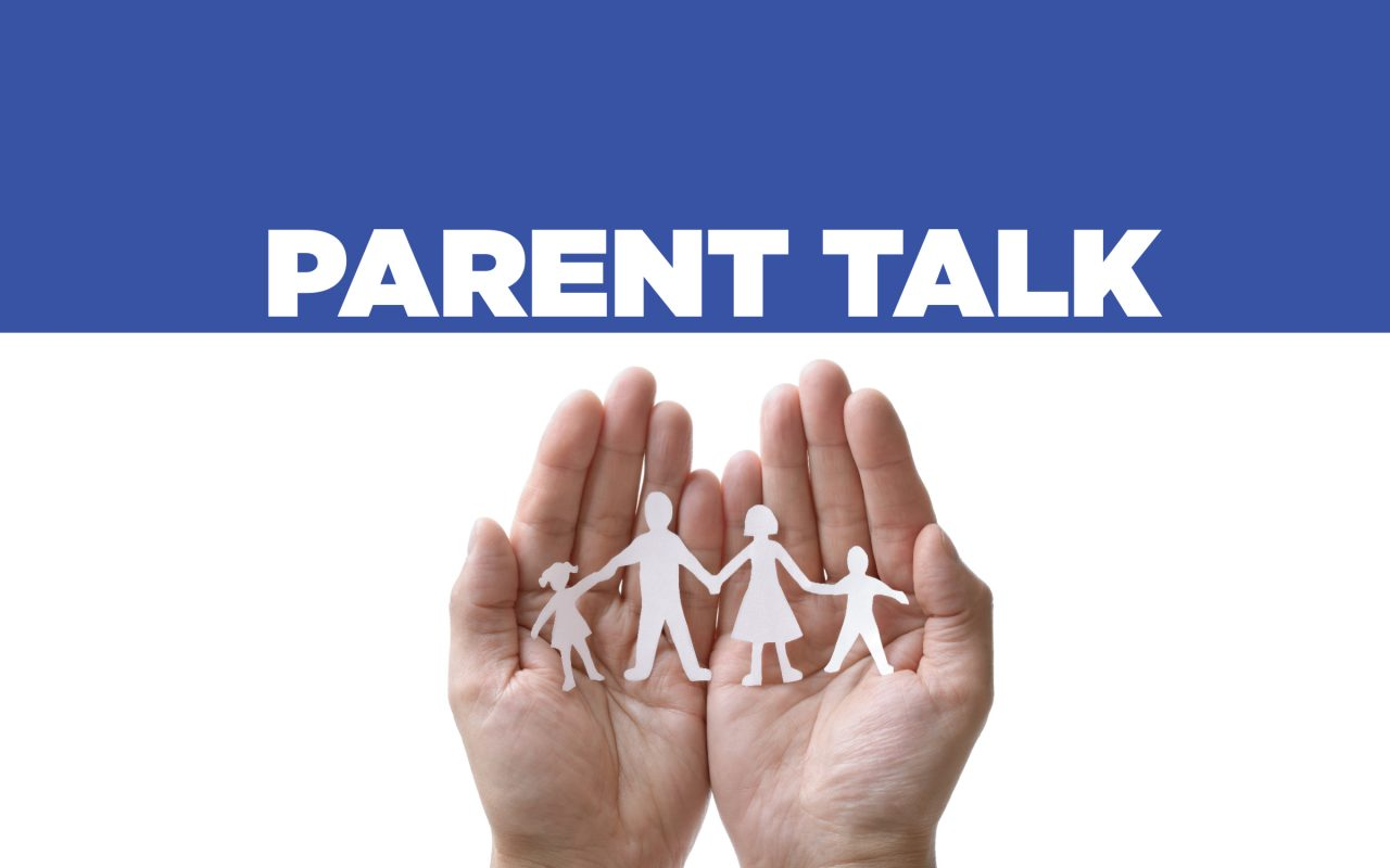 January Parent Talk Scheduled!
